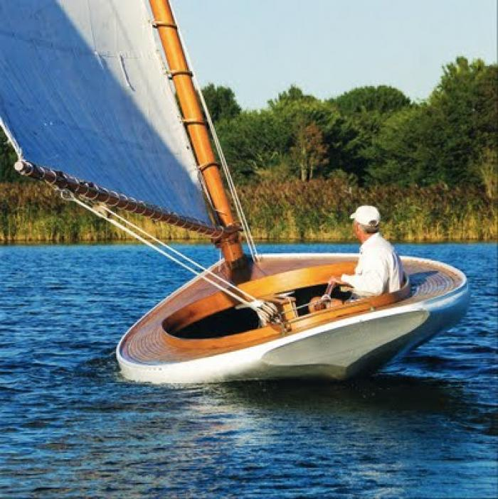 Design 1106C - 36' Catboat - Fontaine Design Group
