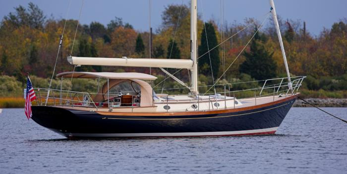 Friendship 53 Fontaine Design Group Luxury Sailboats