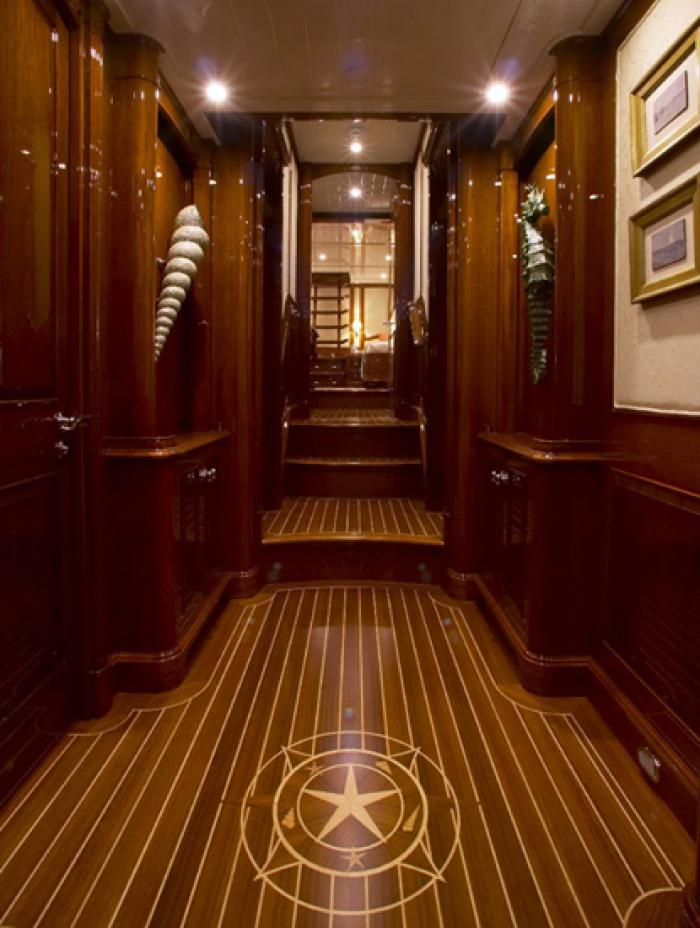 Foyer Layout Generator : Whisper fontaine design group luxury sailboats